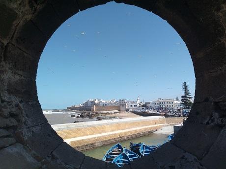 Day trip to Essaouira