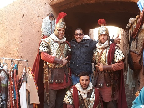 Day Trip to Ait Ben Haddou and Ouarzazate