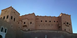 Taourirt Kasbah in Ouarzazate