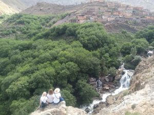 day trip to imlil from Marrakech
