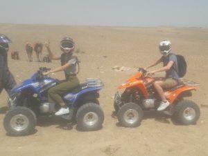 Quad Bike in Agafay Desert