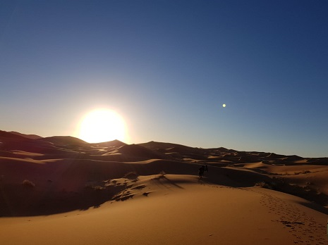 3 days desert tour from Marrakech to Merzouga
