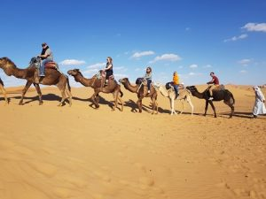 3 days Merzouga shared desert tours from Marrakech