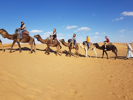 4-Day Sahara Desert Tour from Marrakech to Merzouga