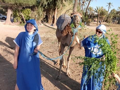 Camel Ride Marrakech tours