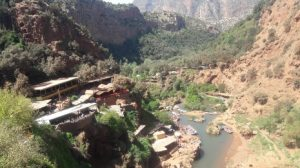 Day trip to Ouzoud waterfalls Morocco