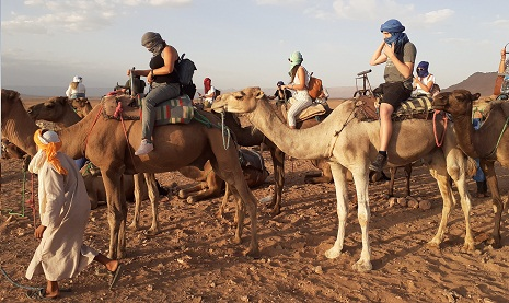 Marrakech desert tours 2 days to Zagora
