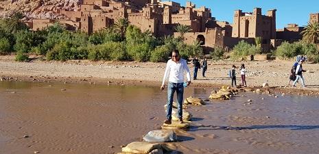 Marrakech to desert trip