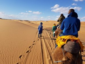 Marrakech to Merzouga desert tour