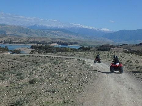 Quad Bike Lake takerkoust